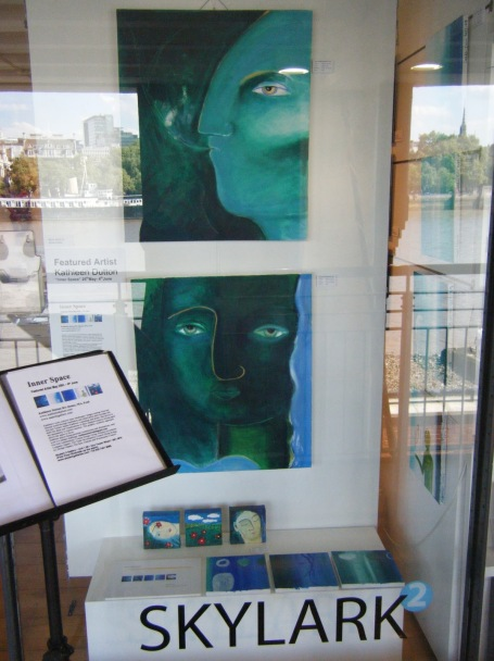 Featured Artist at Skylark 1 in Gabriels Wharf