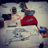 Workshops - Mediation and drawing